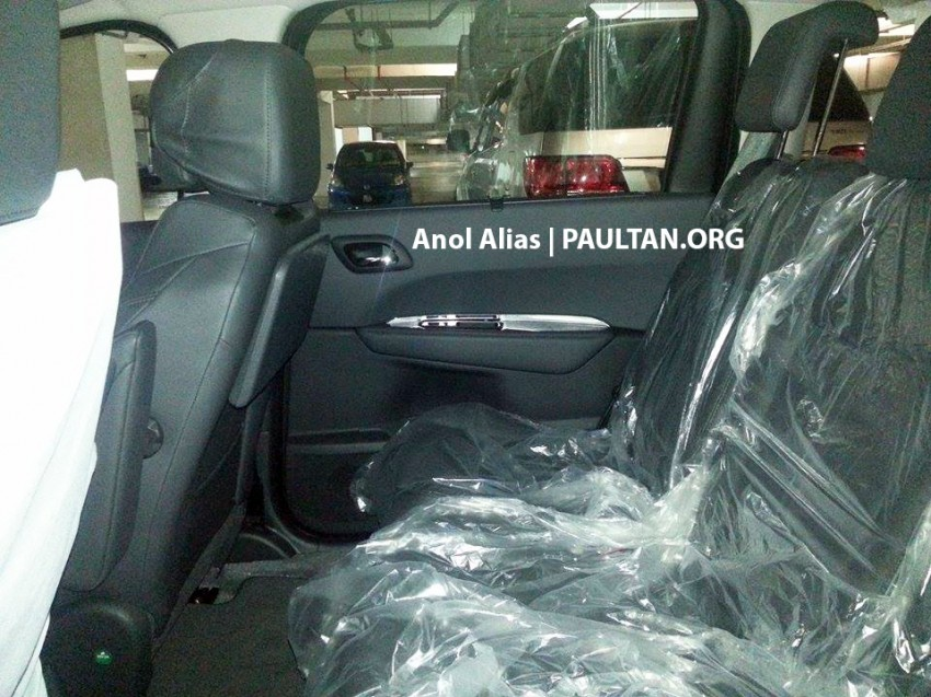 Peugeot 5008 facelift seen at JPJ – will it be CKD? Image #247083