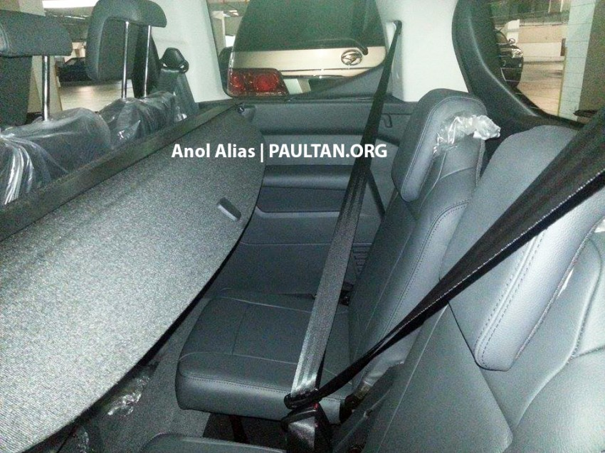 Peugeot 5008 facelift seen at JPJ – will it be CKD? Image #247081