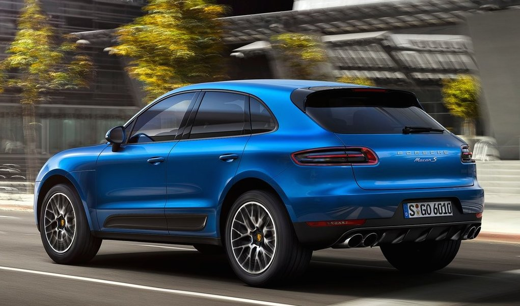 Ad Get Up Close And Personal With The All New Porsche