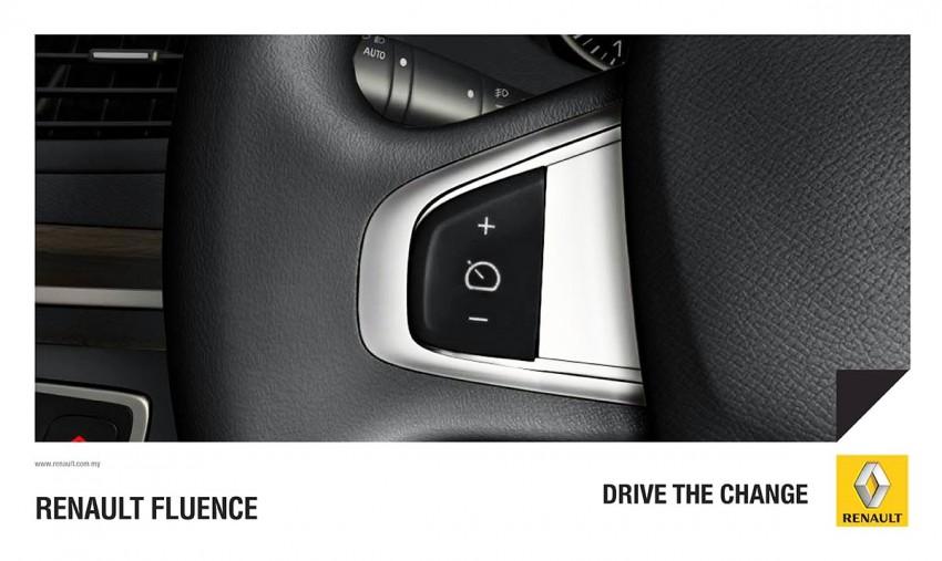 Renault Fluence teased on Renault Malaysia's FB page Image #246903