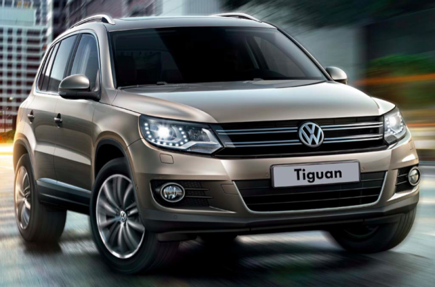 Volkswagen Tiguan 1 4 Tsi Rm178 888 Nett Tech Pack Rm10k