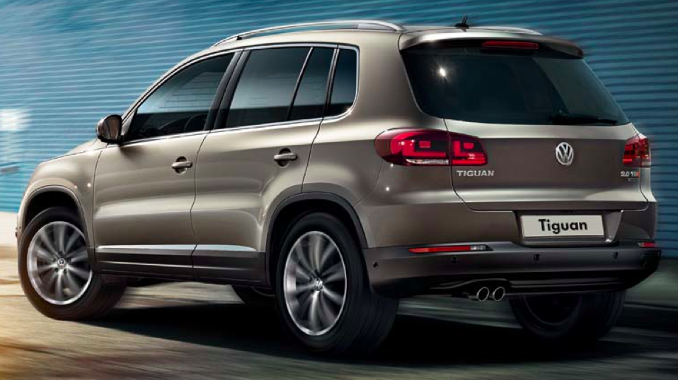 Volkswagen Tiguan 1 4 Tsi Brochure And Price List Appear