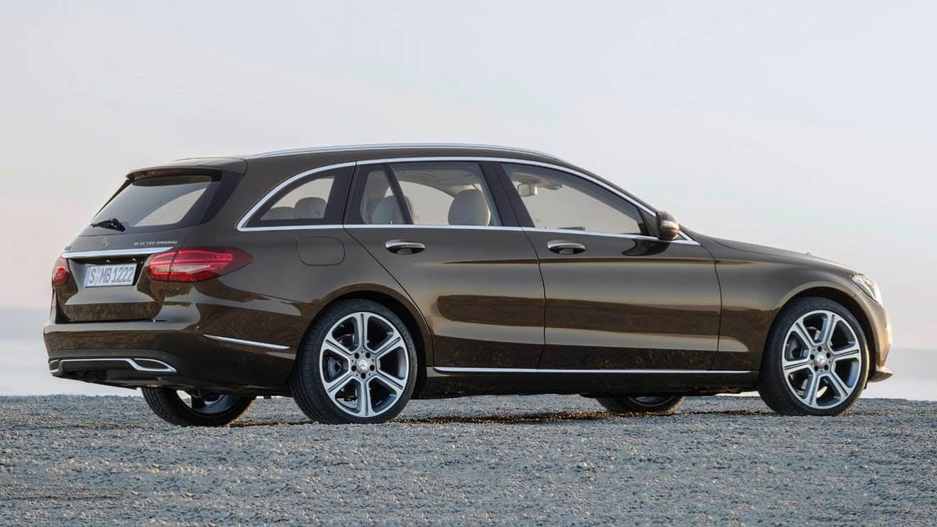 W205 Mercedes-Benz C-Class Estate makes its debut Image 248879