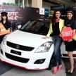 015 Suzuki Swift RS Launch