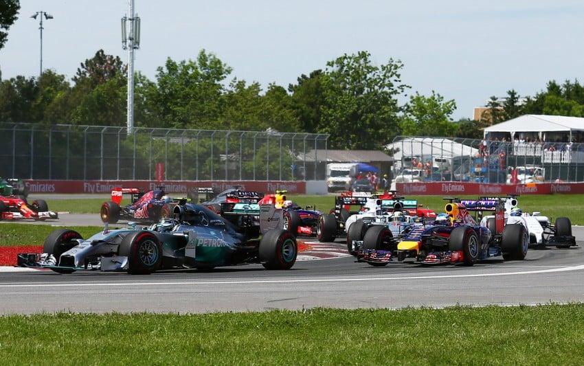 2014 Canadian GP: heartbreak for Mercedes, Hamilton Image #252715