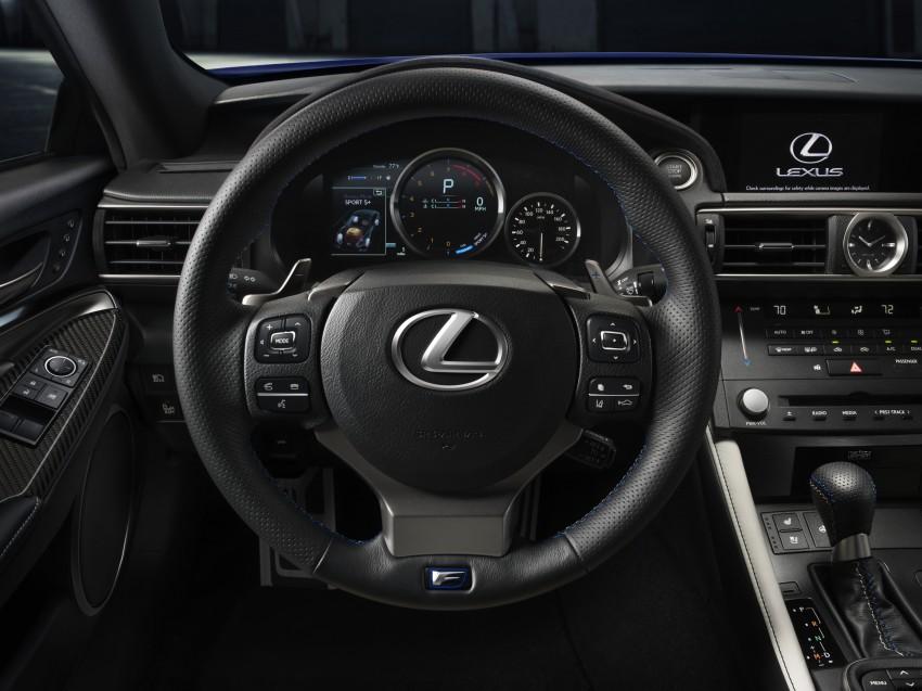 Lexus RC F to strut its stuff at Goodwood 2014 Image #255634