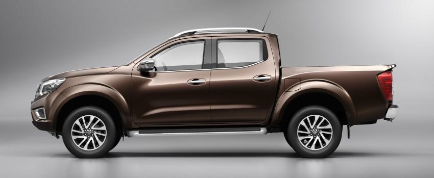 Nissan NP300 Navara unveiled in Thailand: 7spd auto! Image #253187