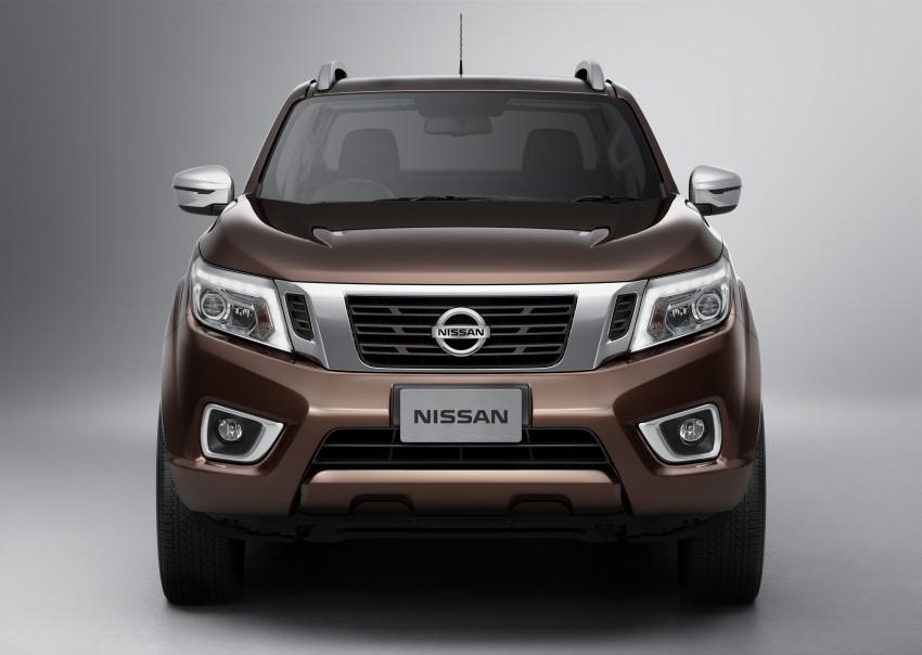 Nissan NP300 Navara unveiled in Thailand: 7spd auto! Image #253186