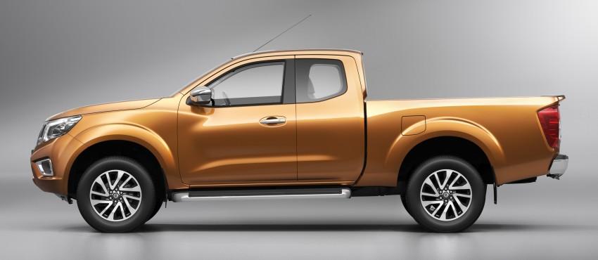 Nissan NP300 Navara unveiled in Thailand: 7spd auto! Image #253175