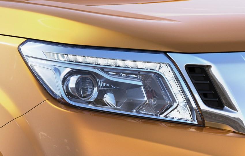 Nissan NP300 Navara unveiled in Thailand: 7spd auto! Image #253152
