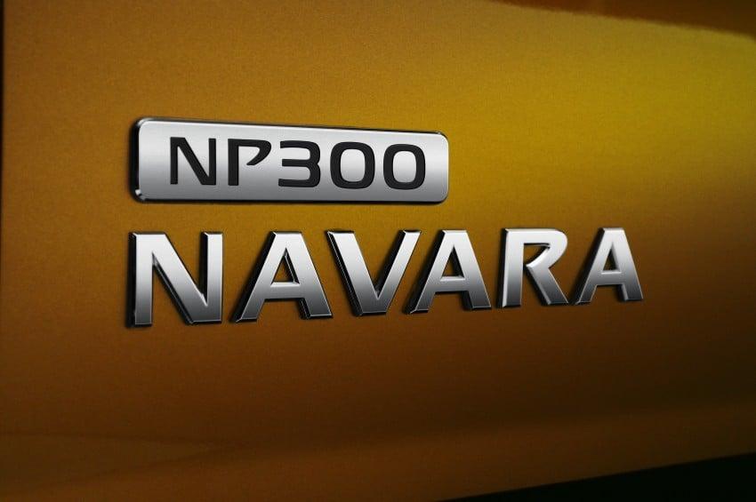 Nissan NP300 Navara unveiled in Thailand: 7spd auto! Image #253149