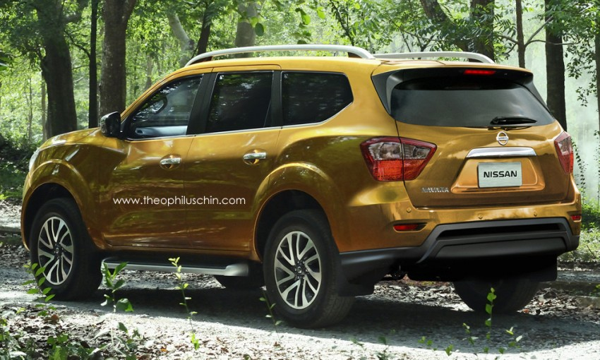 On Nissan's cards – Navara-based SUV, bespoke cars for Asia, Datsun expanding beyond current markets Image #254476