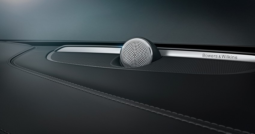 Volvo XC90 – Bowers & Wilkins sound system teased Image #252081