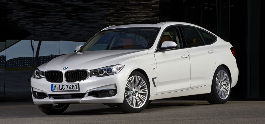 BMW 3 Series Gran Turismo CKD now available: 328i GT Sport RM330k, 320d GT Luxury RM300k Image #253101