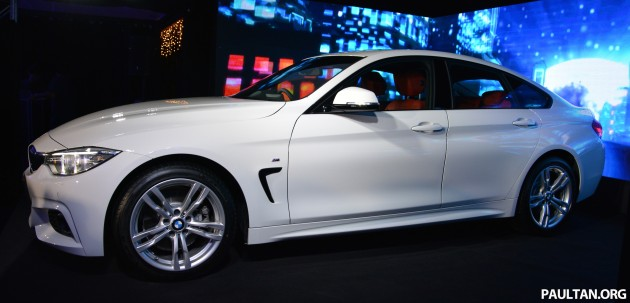 F BMW Series Gran Coupe Launched I RMk - 2014 bmw 4 series gran coupe price