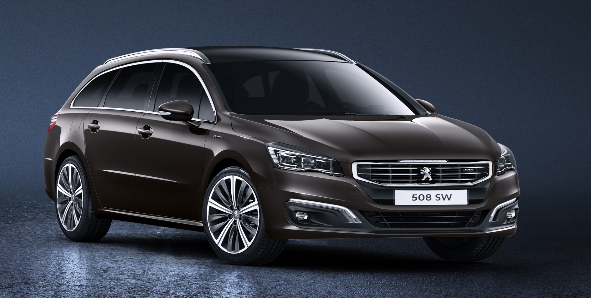 peugeot 508 facelift unveiled new face and engines image 254706. Black Bedroom Furniture Sets. Home Design Ideas