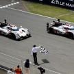Triumph in Le Mans: Audi besiegt Porsche und Toyota