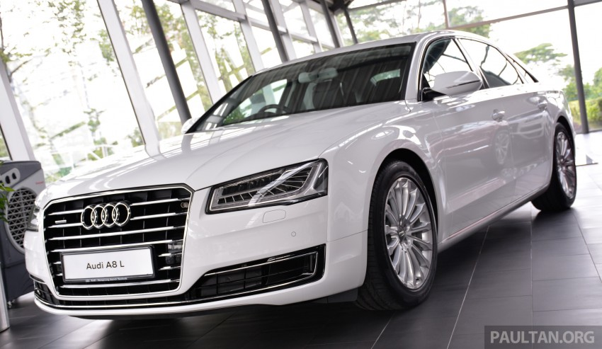 Audi A8 L 3.0 TFSI facelift now on sale at RM689,500 Image #251592