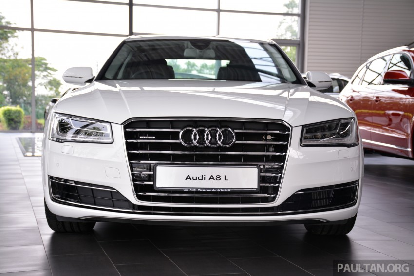 Audi A8 L 3.0 TFSI facelift now on sale at RM689,500 Image #251593