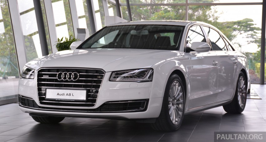 Audi A8 L 3.0 TFSI facelift now on sale at RM689,500 Image #251594