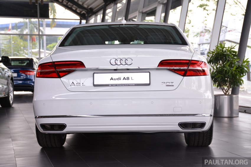 Audi A8 L 3.0 TFSI facelift now on sale at RM689,500 Image #251595