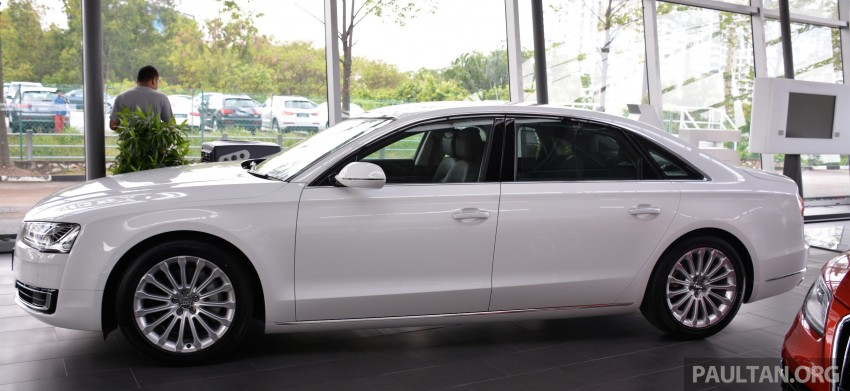 Audi A8 L 3.0 TFSI facelift now on sale at RM689,500 Image #251597