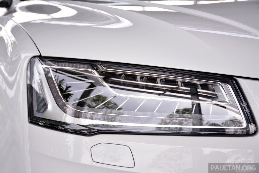 Audi A8 L 3.0 TFSI facelift now on sale at RM689,500 Image #251598
