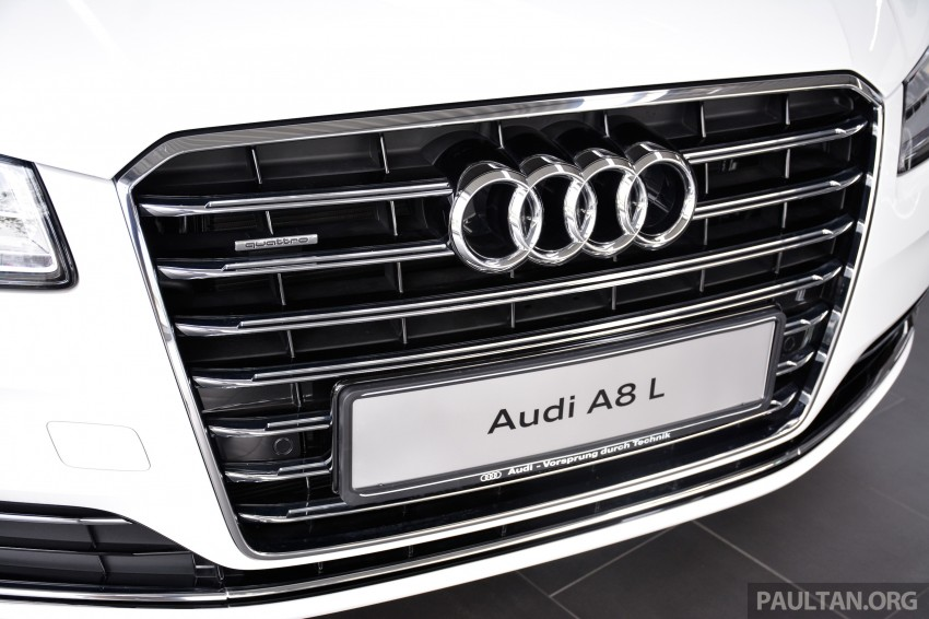 Audi A8 L 3.0 TFSI facelift now on sale at RM689,500 Image #251600