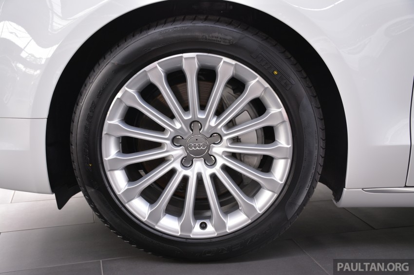 Audi A8 L 3.0 TFSI facelift now on sale at RM689,500 Image #251602