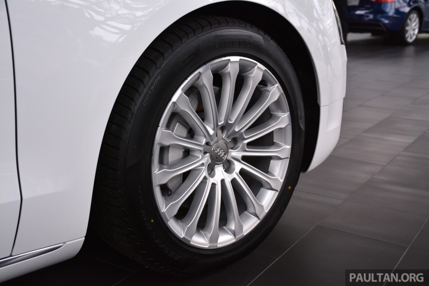 Audi A8 L 3.0 TFSI facelift now on sale at RM689,500 Image #251603