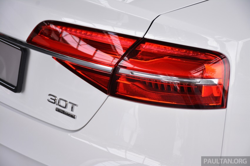 Audi A8 L 3.0 TFSI facelift now on sale at RM689,500 Image #251607