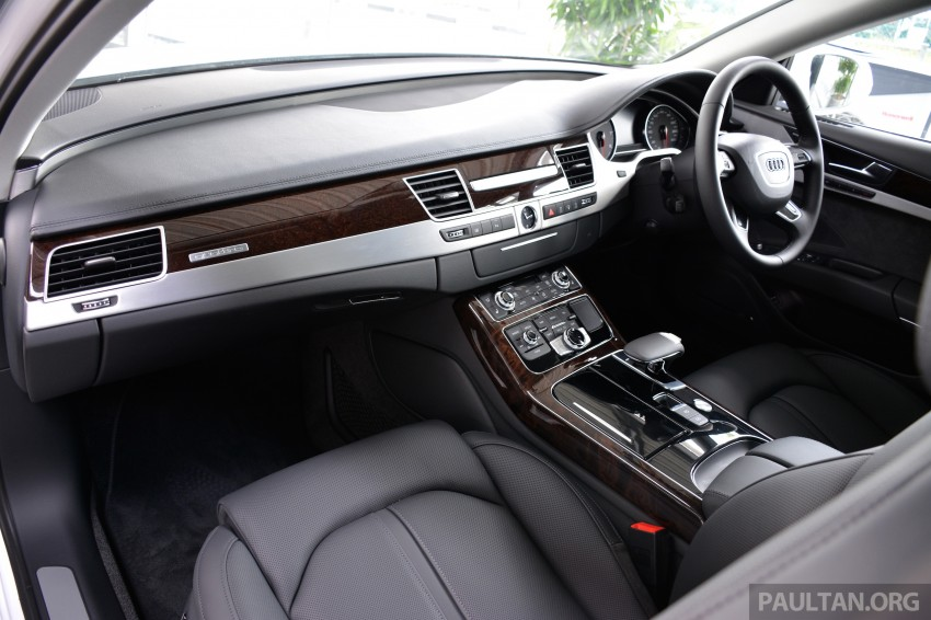 Audi A8 L 3.0 TFSI facelift now on sale at RM689,500 Image #251612