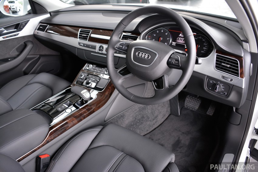 Audi A8 L 3.0 TFSI facelift now on sale at RM689,500 Image #251613