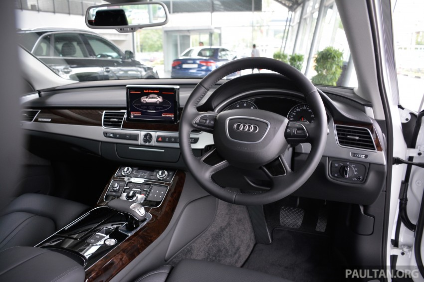 Audi A8 L 3.0 TFSI facelift now on sale at RM689,500 Image #251615