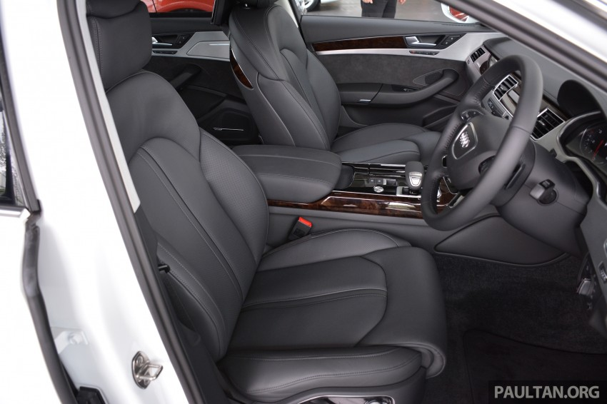 Audi A8 L 3.0 TFSI facelift now on sale at RM689,500 Image #251627
