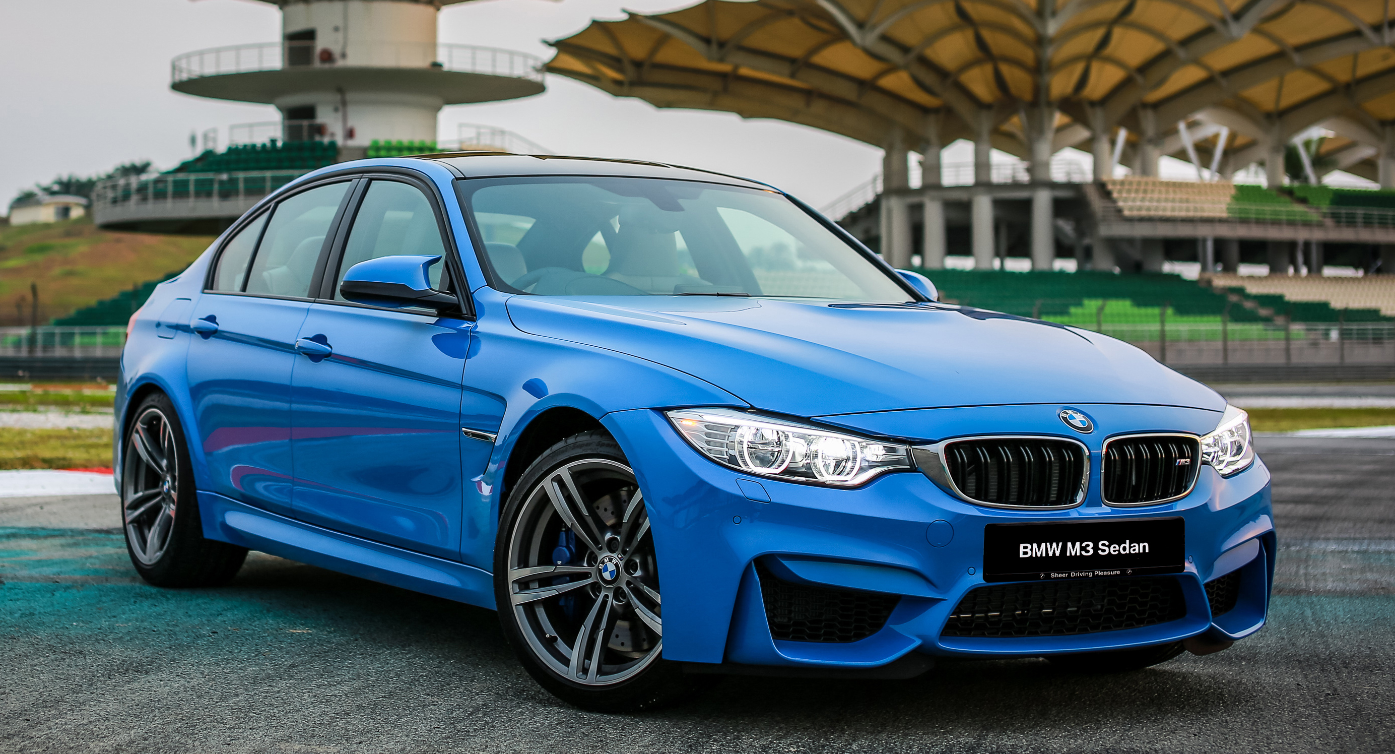 Bmw M3 Sedan >> 2014 F80 BMW M3 Sedan and F82 BMW M4 Coupe introduced in Malaysia – RM739k and RM749k Image 255962