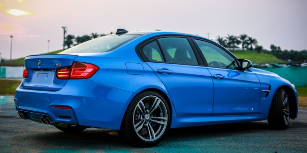 2014 F80 Bmw M3 Sedan And F82 Bmw M4 Coupe Introduced In Malaysia