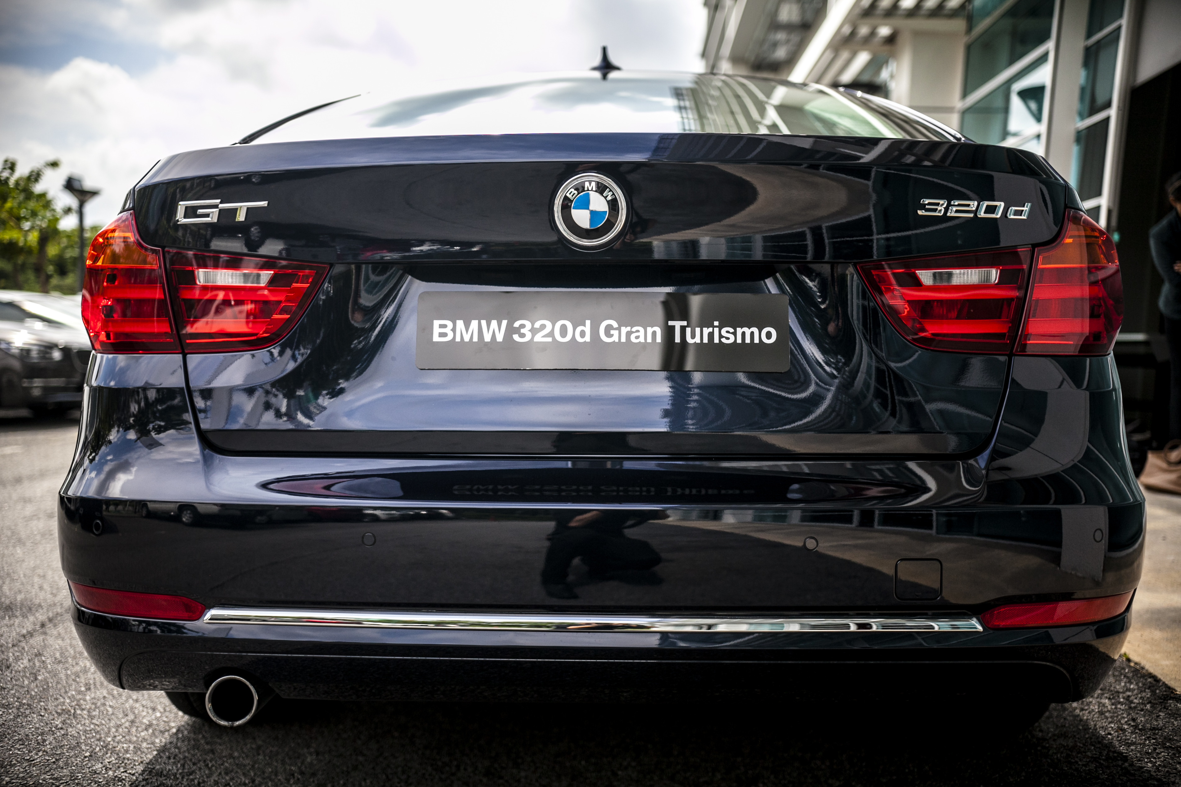 Bmw 3 Series Gran Turismo Ckd Now Available 328i Gt Sport