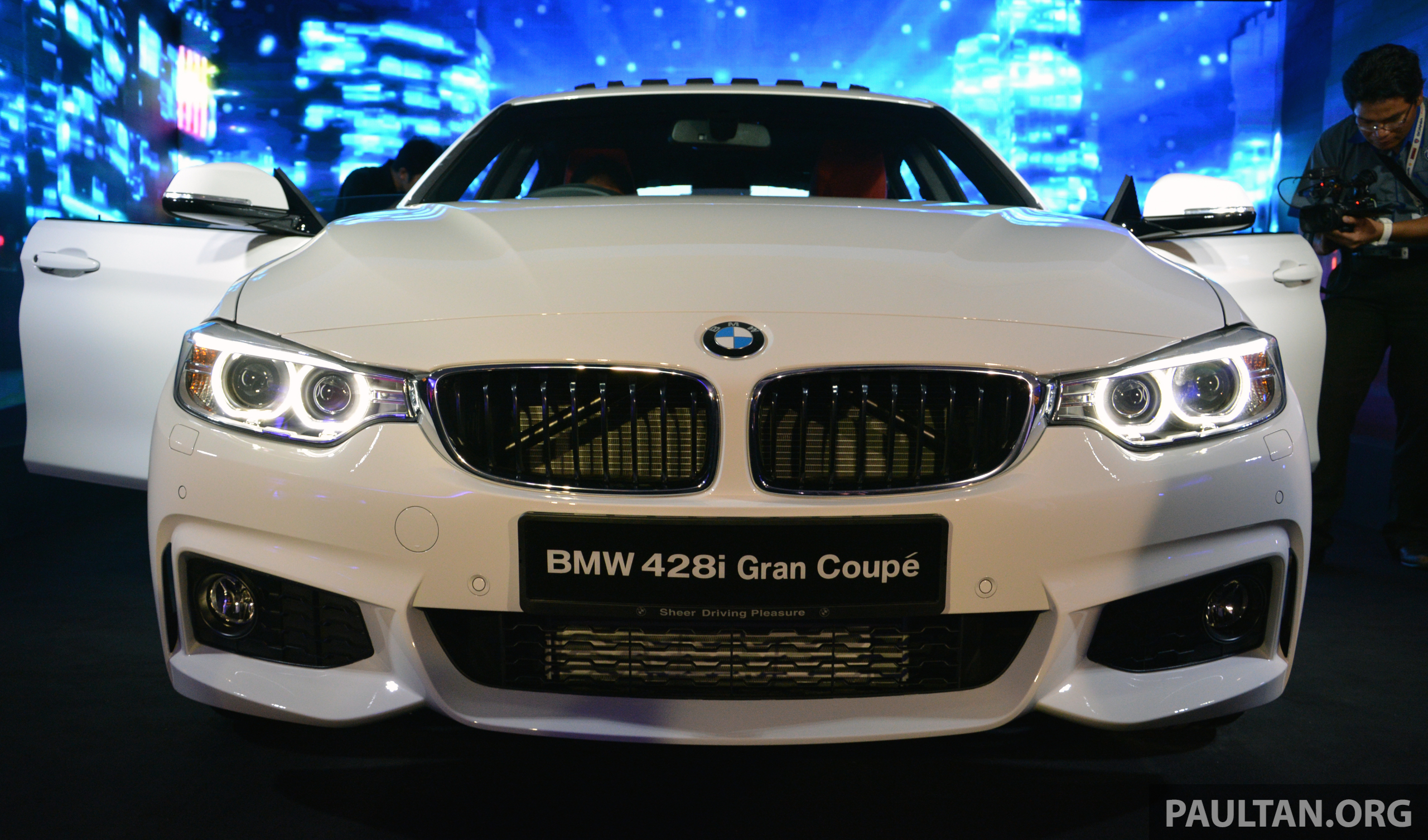 F36 BMW 4 Series Gran Coupe launched: 428i, RM390k Paul ...