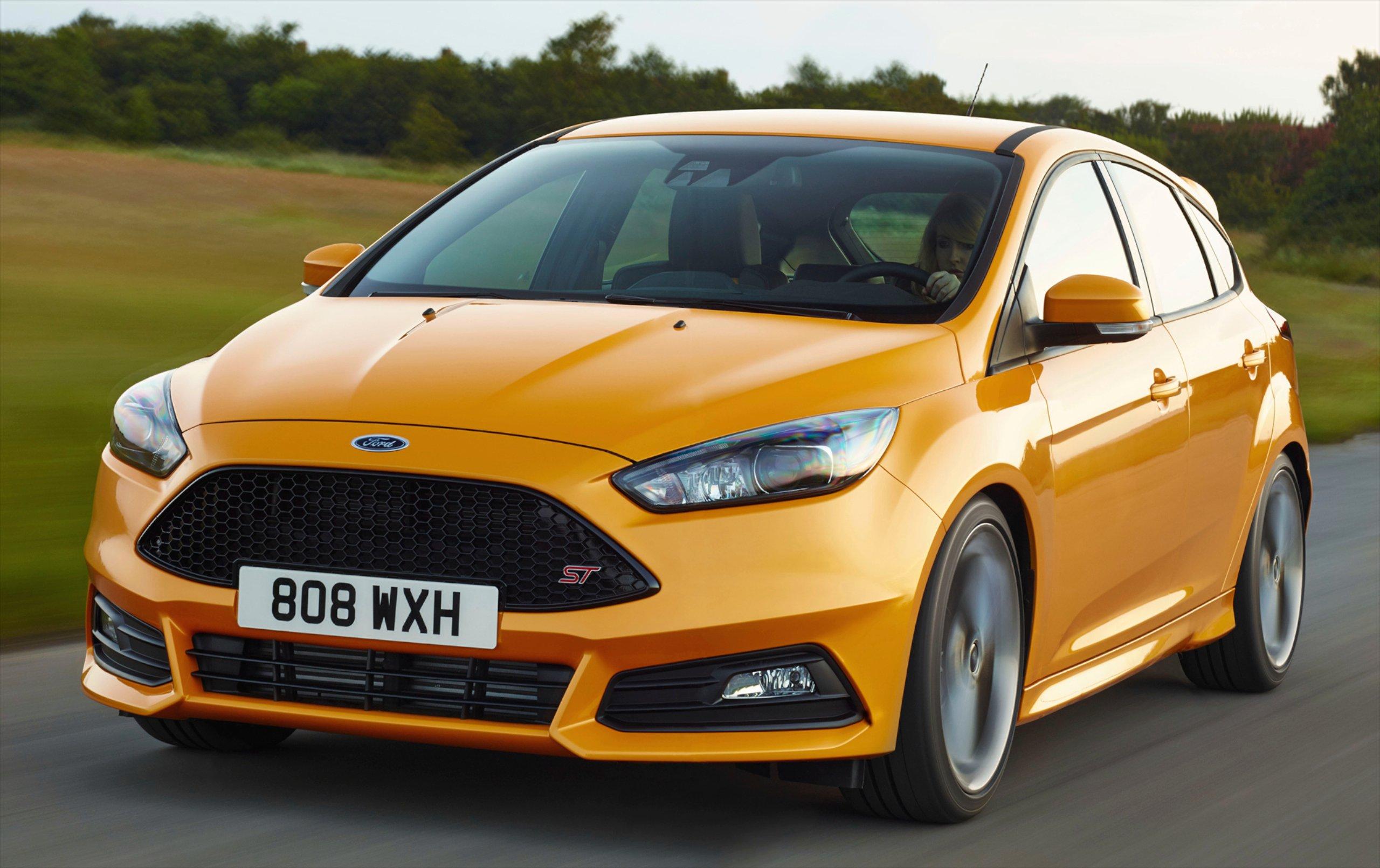 C346 Ford Focus St Facelift Now In Petrol And Diesel Paultan Org