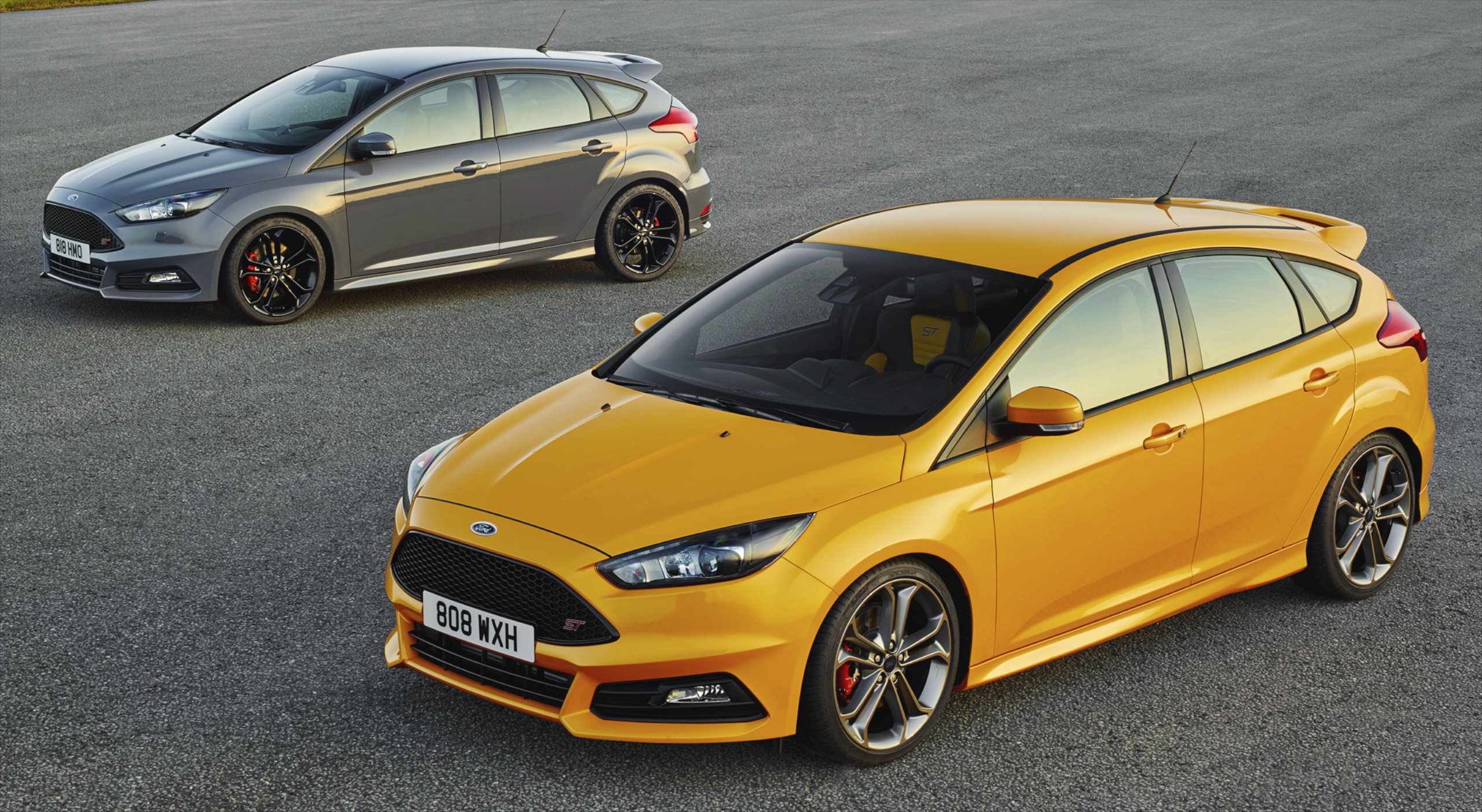 C346 Ford Focus ST facelift – now in petrol and diesel Image #256027