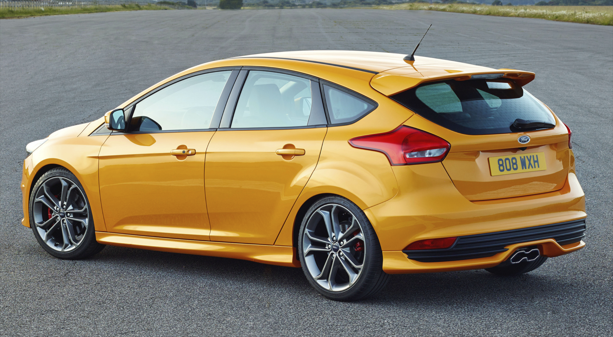 C346 Ford Focus ST facelift – now in petrol and diesel Image 256028