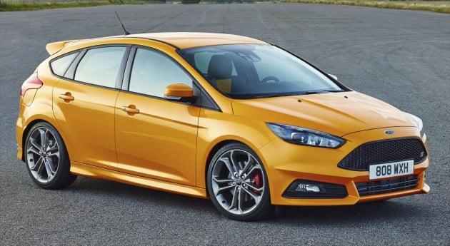 C346 Ford Focus ST facelift 15