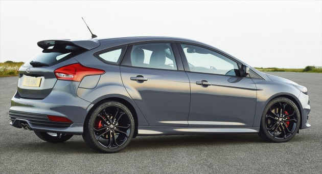 C346 Ford Focus ST facelift 16