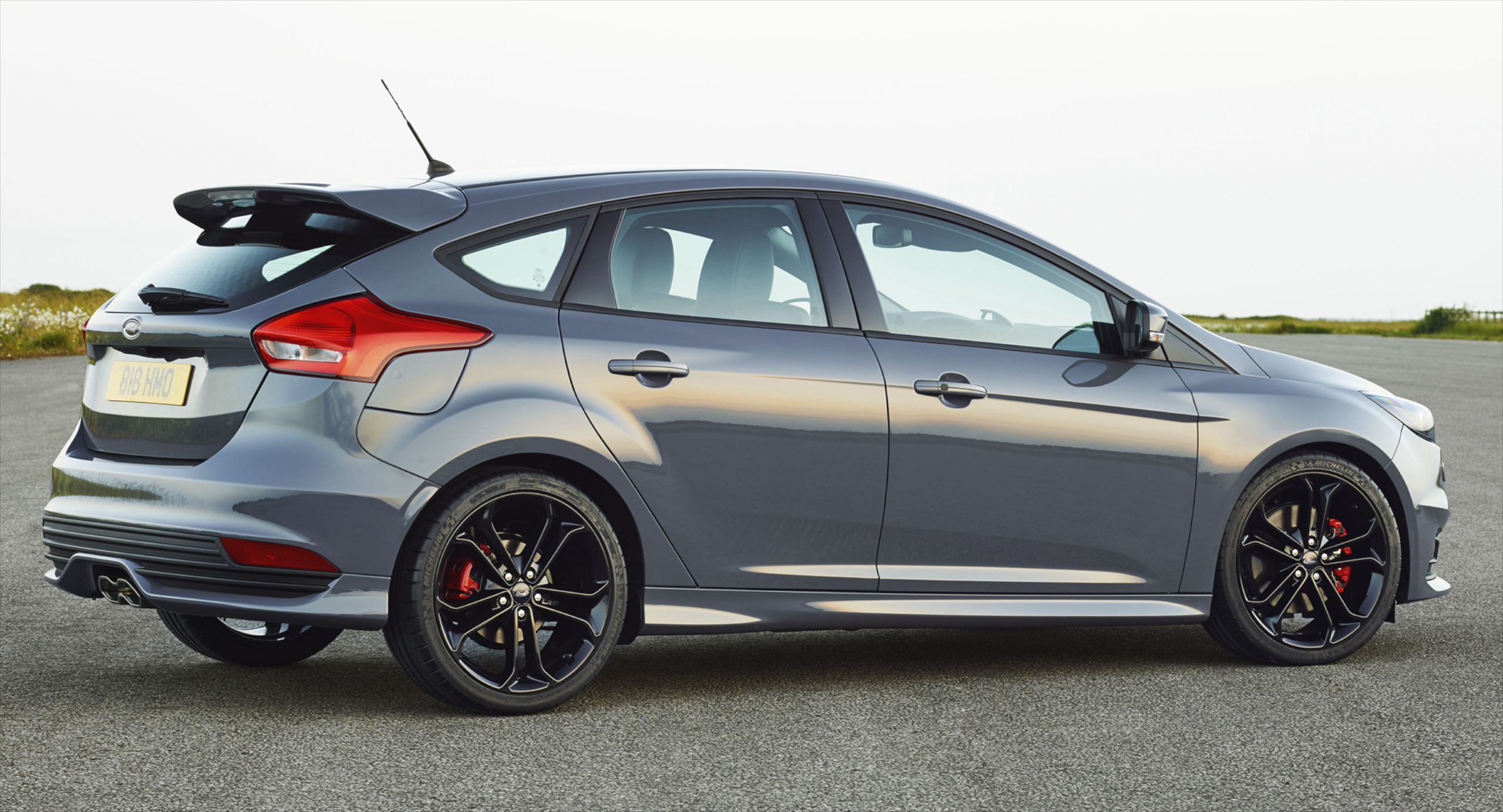 C346 Ford Focus ST facelift – now in petrol and diesel ...