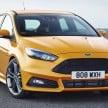 C346 Ford Focus ST facelift 17