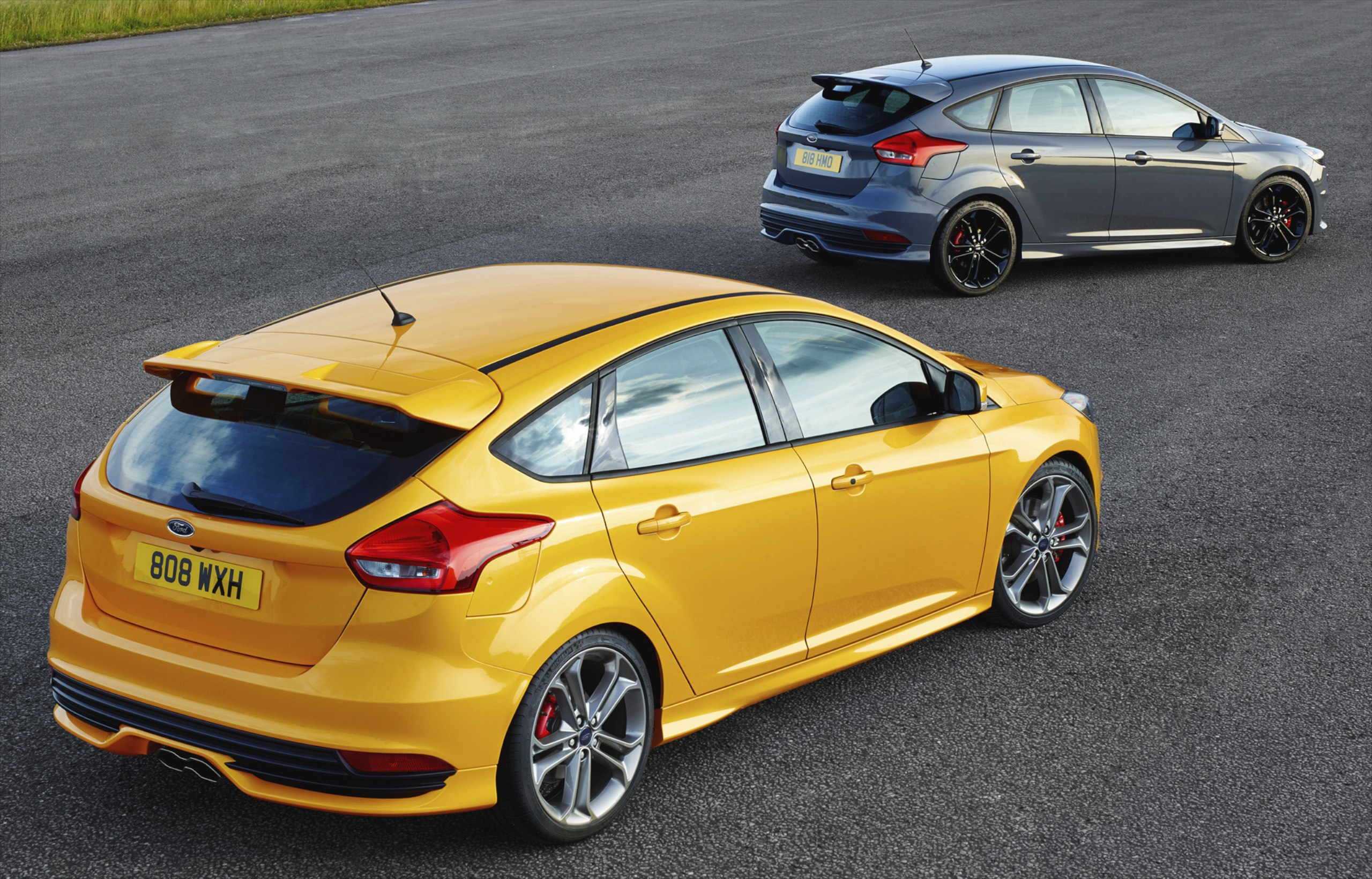 c346 ford focus st facelift now in petrol and diesel image 256020. Black Bedroom Furniture Sets. Home Design Ideas