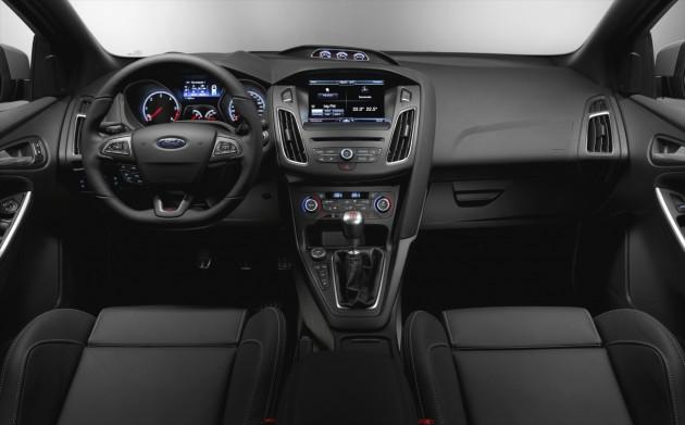 C346 Ford Focus ST facelift 8
