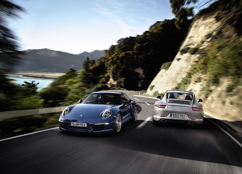 AD: The road to a fascinating Porsche experience begins this weekend with low 0.88% financing rate and a trip to Stuttgart at the Bangsar Village II showcase! Image #254810
