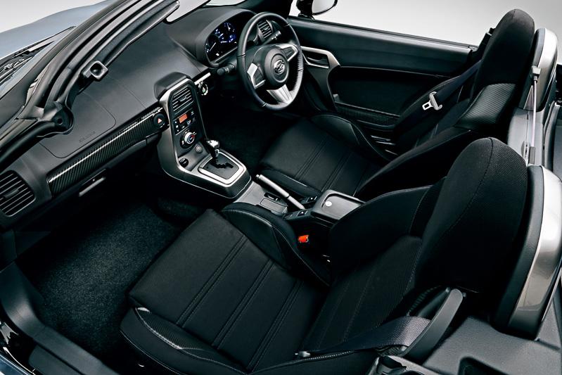 Daihatsu Copen is a customisable little kei roadster Image #254947